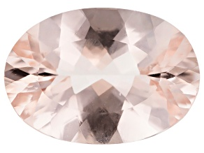 Morganite 20x14mm Oval Min 11.58ct