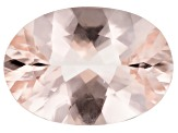 Morganite 20x14mm Oval 11.58ct