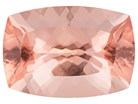 Morganite 19x13mm Rectangular Cushion Min 15.09ct