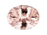Morganite 18x14mm Oval Min 10.07ct