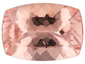 Morganite 20x14mm Rectangular Cushionn Min 15.42ct