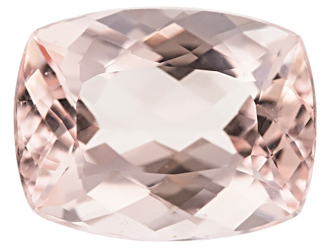 Morganite 15x11.5mm Rectangular Cushion Min 8.33ct