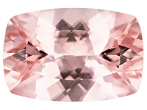 Morganite 15x10mm Rectangular Cushion Min 6.88ct