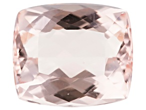 Morganite 14x12mm Rectangular Cushion 8.89ct