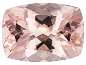 Morganite 14x10mm Rectangular Cushion Min 6.78ct