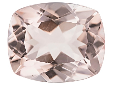 Morganite 11x9mm Rectangular Cushion Min 3.85ct