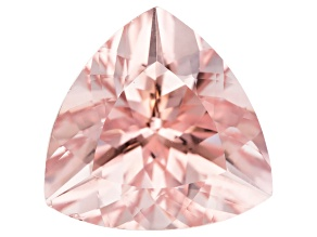 Morganite 14mm Trillion 8.10ct