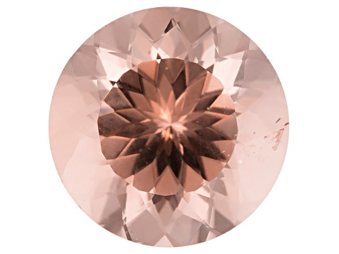 Morganite 13x13mm Round Min 7.00ct