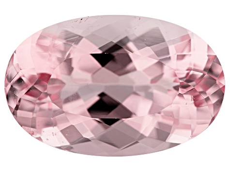Morganite 18.7x12mm Oval 12.48ct