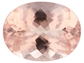 Morganite 17x12mm Oval 9.10ct