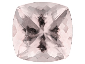 Morganite 14mm Square Cushion 9.19ct