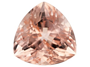 Morganite 14mm Trillion 8.57ct