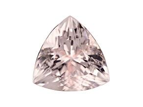 Morganite 16mm Trillion 11.89ct