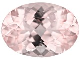 Morganite 4.43ct 14x10mm Oval