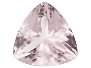 Morganite 10mm Trillion 2.49ct
