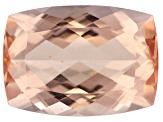 Morganite 18x13mm Rectangular Cushion 11.65ct