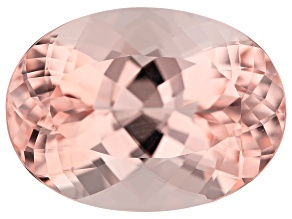 Cor de Rosa Morganite 13.53ct 18.4x13.4mm Oval