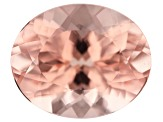 Pakistani Morganite 3.42ct 11x9mm Oval
