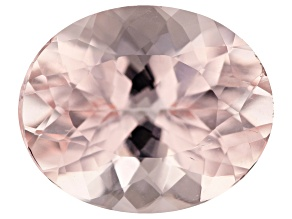 Pakistani Morganite 3.59ct 11x9mm Oval
