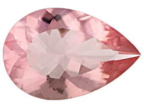 Pakistani Morganite 4.14ct 14.6x10mm Pear