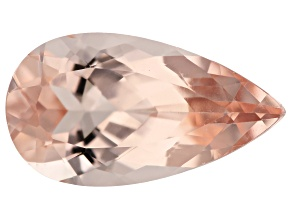Morganite 4.00ct 15x8mm Pear