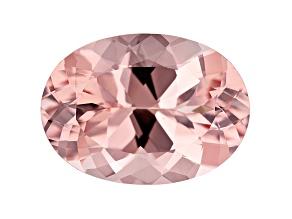 Morganite 10.57ct 18x13mm Oval