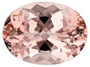 Morganite 8.67ct 16x12mm Oval