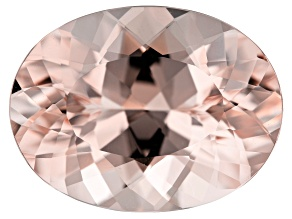 Morganite 8.82ct 16x12mm Oval