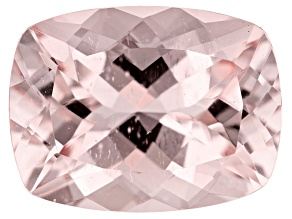 Morganite 9.56ct 16x12mm Rec Cush