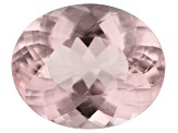 Morganite 2.79ct 11x9mm Oval