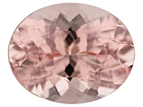 Morganite 2.42ct 10x8mm Oval