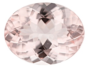 1.46ct Morganite 9x7mm Oval