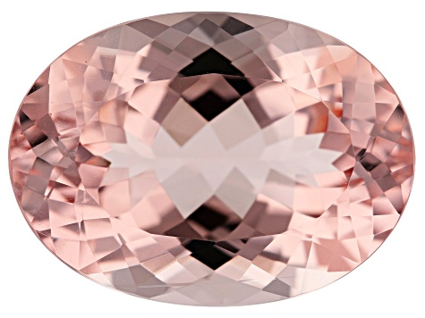 Morganite 18x13mm Oval 12.13ct