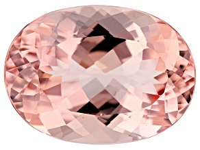 11.76ct Cor-De-Rosa Morganite 20x13mm Oval