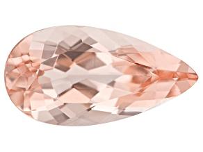 2.78ct Cor-De-Rosa Morganite 13.6x7mm Pear
