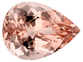 Morganite 19.7x14.7mm Pear Shape 15.00ct