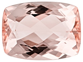 8.79ct Cor-De-Rosa Morganite 16x12mm Rect Cush