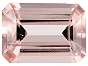 5.28ct Morganite 13.5x9.5mm Rect Oct