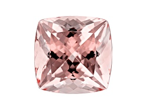 11.44ct Cor-De-Rosa Morganite 13.77x12.72mm Rect Cush