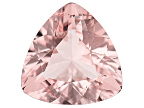 9.70ct Cor-De-Rosa Morganite 16mm Trillion