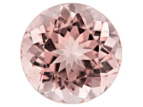 9.77ct Cor-De-Rosa Morganite 14mm Round