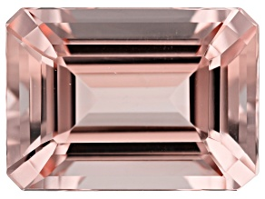15.07ct Cor-De-Rosa Morganite 18x13mm Rect Oct