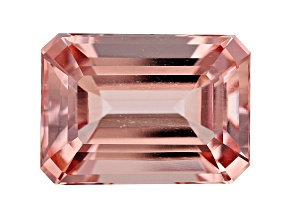 Morganite 18x13mm Emerald Cut 14.99ct