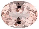 Morganite 16x12mm Oval 7.75ct