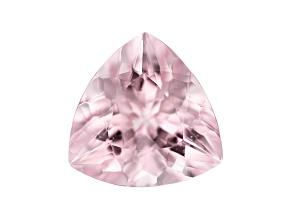 Morganite 13mm Trillion 5.33ct