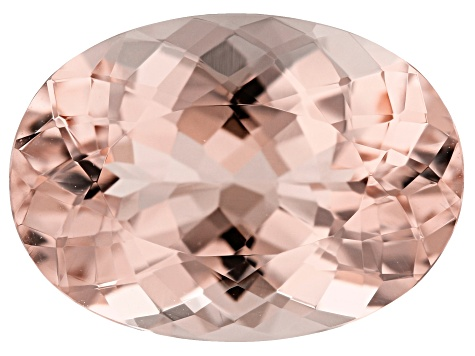 Morganite 14x10mm Oval 5.00ct