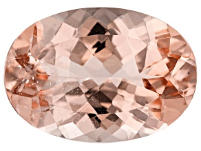 Morganite 14x10mm Oval 4.25ct