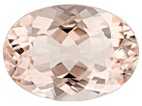 Morganite 13.7x9.8mm Oval 5.00ct