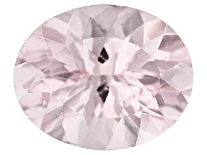 Morganite 12x10mm Oval 3.95ct