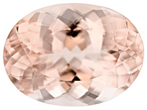 Morganite 15x11mm Oval 6.33ct
